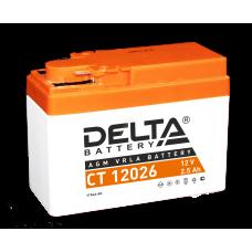 Delta CT 12026 (боковые)