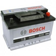 Bosch S3 007 (570 144 064) R  НИЗКИЙ (70Ач)