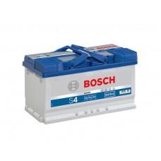 Bosch S4 008 (574 012 068) R (80Ач) низкий