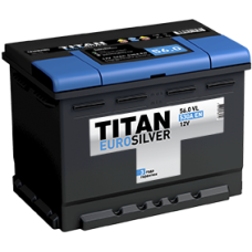 TITAN EUROSILVER 6CT-56
