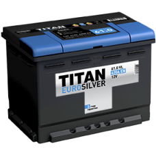 TITAN EUROSILVER 6CT-61