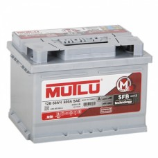 MUTLU  Silver 60 А/ч.