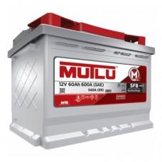 MUTLU Calcium Silver LB2.60.054.A о.п, низкий 60 Aч