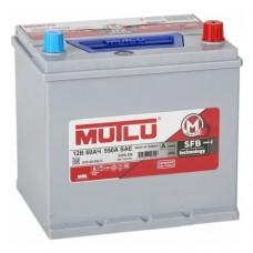 MUTLU Calcium Silver D23.60.052.C о.п, выс. 60 Aч