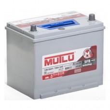 MUTLU Calcium Silver D26.80.066.AZIA 80 Ач