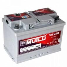 MUTLU Calcium Silver низкий 80 Aч