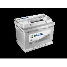 Varta Silver Dynamic 561 400 060 (61Ач) низкий