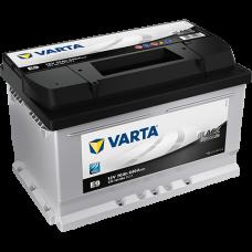 Varta Black Dynamic 570 144 064 (70Ач) низкий